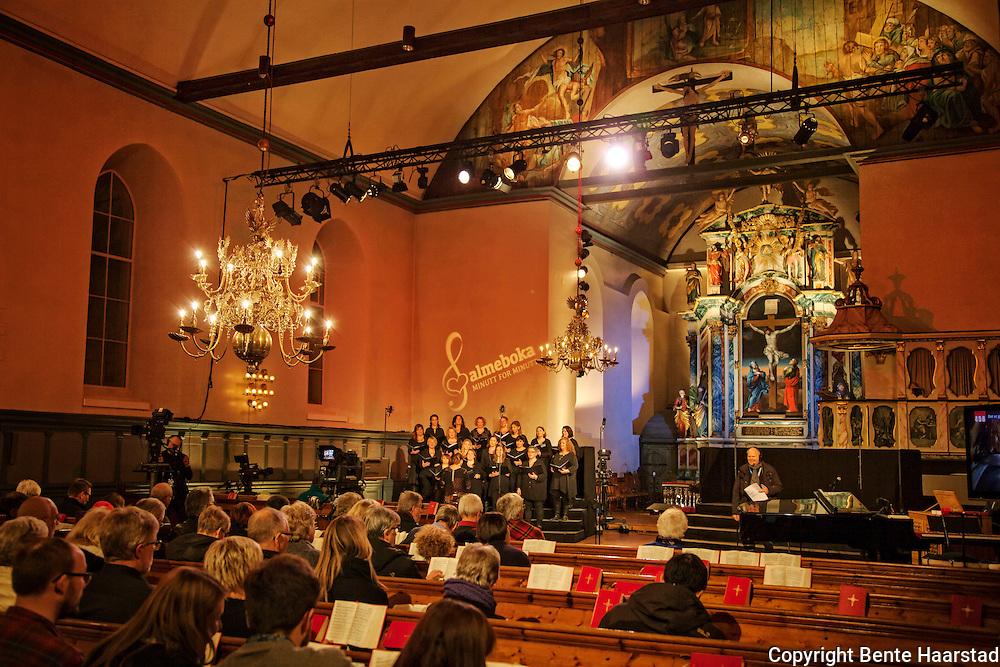 Det er godt å være stille, Sananina, Dirigent: Elbjørg Laila Keyn Lundström,