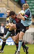2006, Powergen National Trophy, Twickenham, NEC Harlequins vs Bedford Blues, ENGLAND, 09.04.2006, 2006, , © Peter Spurrier/Intersport-images.com.   [Mandatory Credit, Peter Spurier/ Intersport Images].