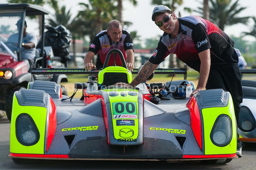 #00 Performance Tech Motorsports Élan DP02: Robert Alon