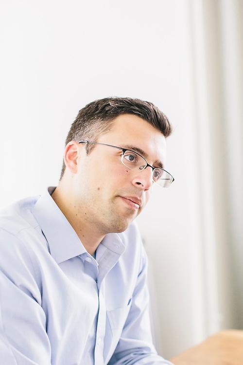 Ezra Klein, editor-in-chief at VOX Media.