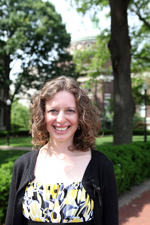 """Julie Waxgiser '91.Sister: Amy Lloyd '85..""""Go to office hours and get to know your professors. They get a better understand of you and then you have an important relationship that you'll need later on."""""""