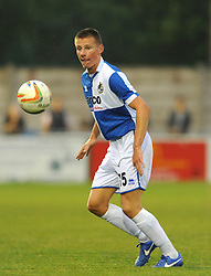 Alfie Kilgour of Bristol Rovers - Photo mandatory by-line: Dougie Allward/JMP - Mobile: 07966 386802 - 14/07/2015 - SPORT - Football - Gloucestershire - Corinium Stadium - Pre-Season Friendly