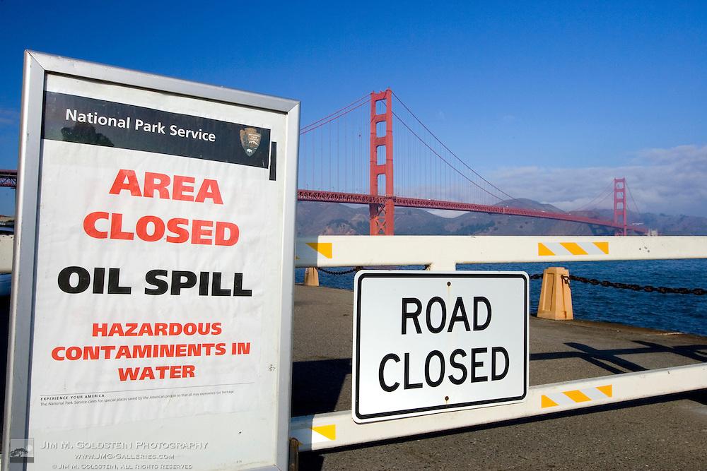 San francisco oil spill jim m goldstein photography
