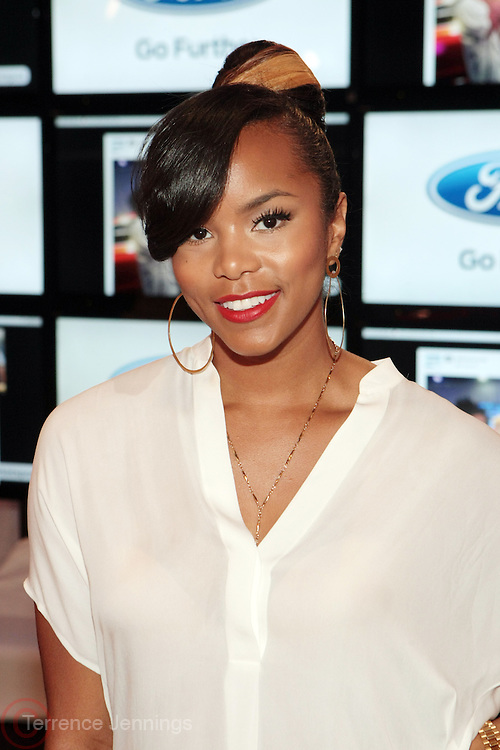 Los Angeles, CA-June 29:  Recording Artist LeToya Luckett attends the 2013 BET  Experience held at LA Live on June 29, 2013 in Los Angeles, CA. © Terrence Jennings