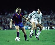 FC Barcelona - Real Madrid 9.11.1985