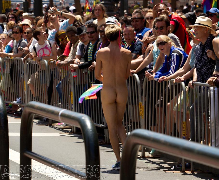 Naked Men On Parade