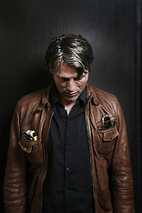 Mads Mikkelsen and Noomi Rapace (The Nazi Officer's Wife), May 2010