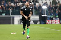 Torino - Champions League -  Juventus-Lione - Nella foto: Gianluigi Buffon - Juventus