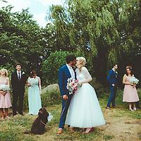 A Not So Secret Garden ~ Rufus & Claire's Green Hammerton Garden Wedding