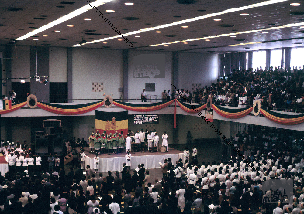 Peter Tosh Funeral - Kingston - 1987