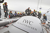 IWC's GUESTS | In-port Race, Onboard