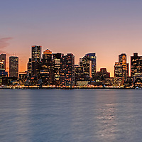 Boston sunset photography images are available as museum quality photography prints, canvas prints, acrylic prints or metal prints. Prints may be framed and matted to the individual liking and decorating needs:<br />