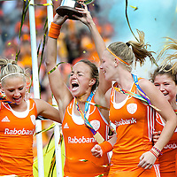 Nederland - Australie Dames Finale