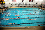 Granville, Licking Valley, Lakewood Northridge and Newark Catholic all participated in the Division II swimming sectional meet Saturday at Columbus Academy.