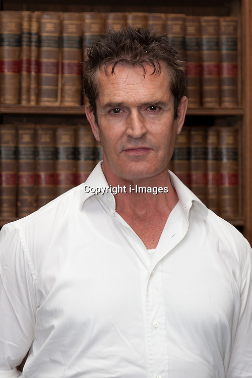 Rupert Everett arrives to give an address to the Oxford Union, Wednesday, 30th May 2012.  Photo by: Mark Chappell / i-Images
