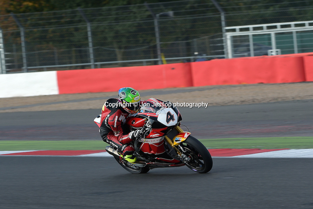 #4 Dan Linfoot Honda Racing Feridax MCE British Superbikes