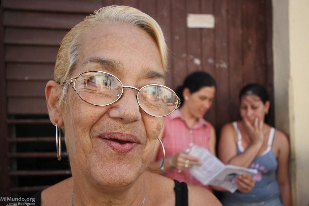 Cienfuegos, Cuba. January 2009.