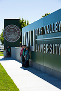 The 2017 Commencement of Utah Valley University held at the UCCU Center and other locations around campus Thursday, May 04, 2017. (Jake Campos for UVU Marketing)