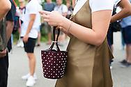 Studded Bag, Outside Yeezy Season 4