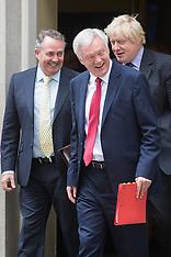 2016-09-06 Cabinet meets at Downing Street following summer recess.