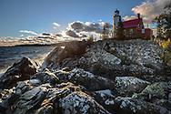 Eagle Harbor Lighthouse<br /> Michigan's Upper Peninsula
