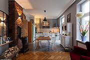 Vintage home in Krakow Poland feature photos by Piotr Gesicki