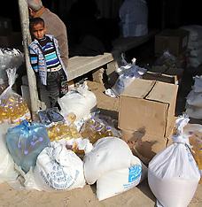 JAN 2 2013 Gaza Food Aid