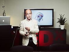 TEDx - rehearsals (Paris, Sept. 2012)