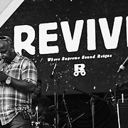 Revive Big Band at Summerstage NYC 8/3/14