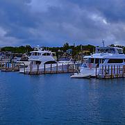 &quot;Charlevoix City Marina&quot;<br /> <br /> Beautiful scene at the Charlevoix City Marina early in the morning!