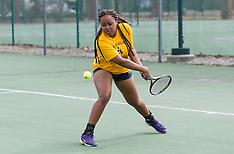 2015 A&T Women's Tennis vs UNC-Asheville