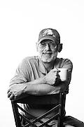 Ronald Parker<br /> Army<br /> E-3<br /> Tank Driver<br /> Sept. 6, 1978 - Sept. 6, 1984<br /> Cold War<br /> <br /> Veterans Portrait Project<br /> Colorado Springs, CO