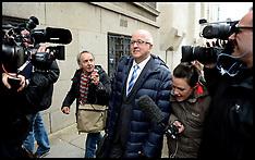 NOV 18 2013 EX MP Denis MacShane pleads guilty