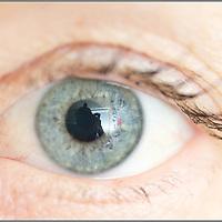 Eye at f8