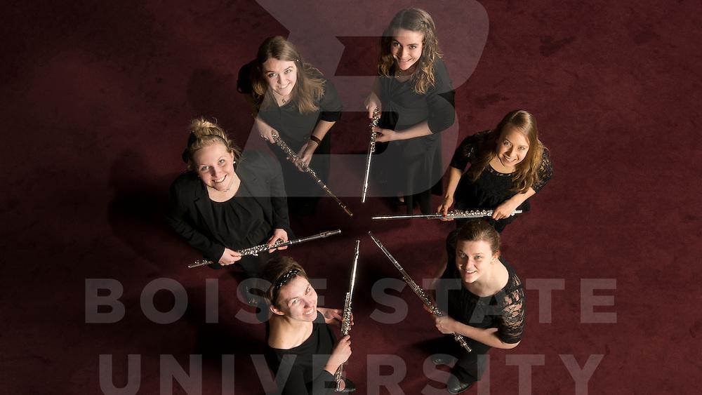 Symphonic Winds, Marcellus Brown, Morrison Center