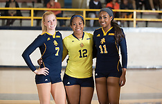2015 A&T Volleyball vs FAMU
