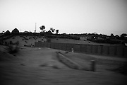 Conditions in the rural and desert area of Pakistan are very rough. Lots of people are living in huts and lacking basic facilities like electricity and water. <br /> In these areas the maternal and neonatal mortality rates are the highest. <br /> Mithi, Tharparkar, Pakistan 2010