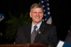 Rev. Franklin Graham National Co Chairman 2010 National Day of Prayer Taskforce