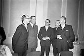 1963 - Annual Dinner of the Irish Institute of Secretaries at Jury's Hotel