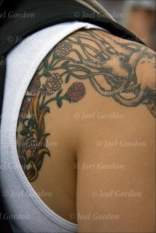 Art Nouveau Tattoo #21