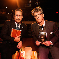 Dead Authors Podcast Taping with Paul F. Tompkins and David Rees - 10/8/14 - Littlefield