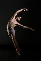 Dancer Christopher Gerty.