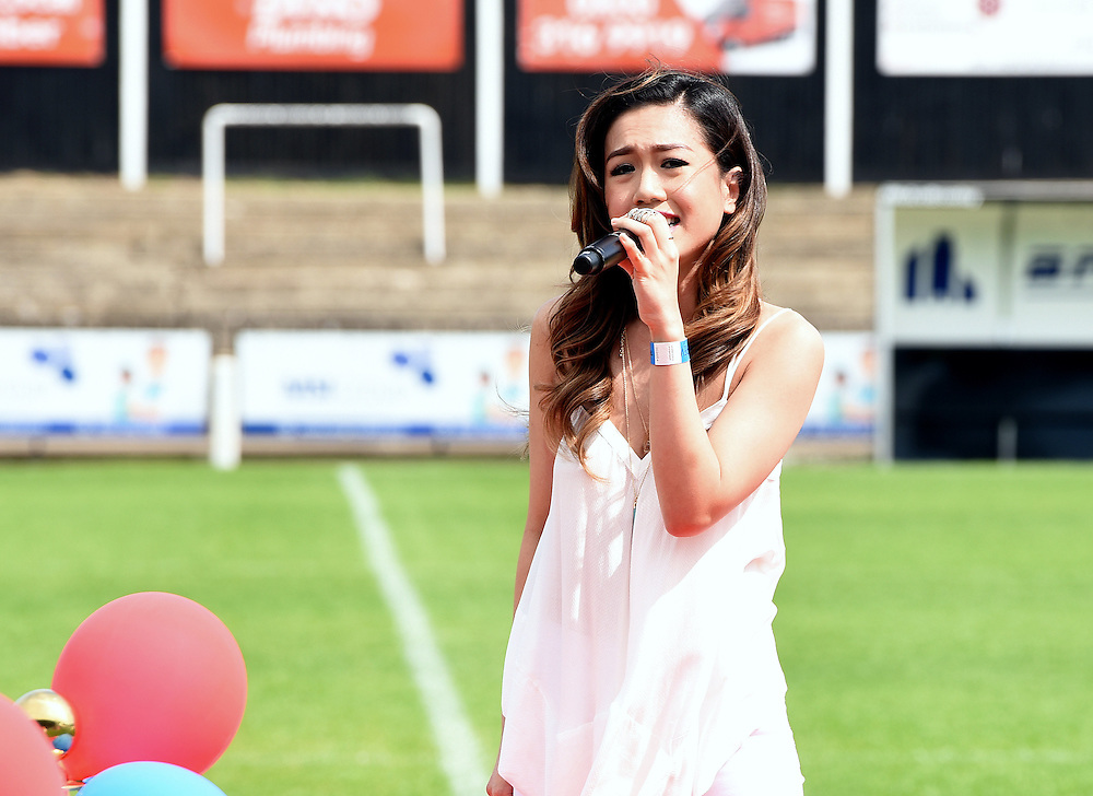 Les Mis V Phantom (The MAD Match) Charity Football Match, Concert and Family Fun Day at Bromley Arena, Hayes Lane, Bromley on Sunday 2 August 2015