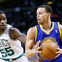 03-01 Warriors at Celtics