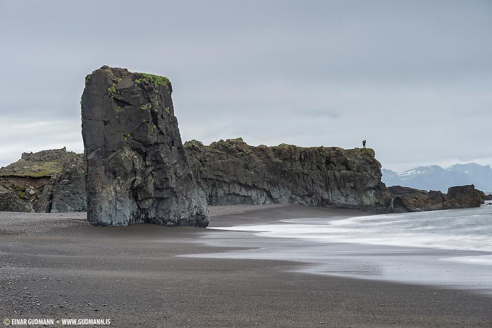 Hvalnesskriður in southeash-Iceland.