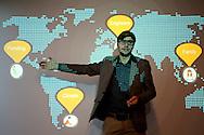 Ott Vatter, Head of Global Growth, e-Residency, Estonia Showroom, Tallinn, Estonia