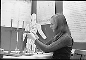 1971 - 08/01 Young scientist at RDS
