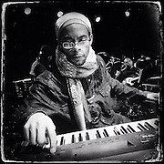 Revive Big Band /WSG Bilal, 2/23/14, for Instagram