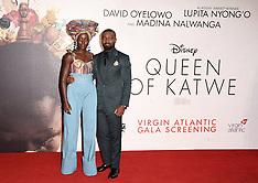 9 OCT 2016 Queen Of Katwe Premiere