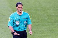 EINDHOVEN - PSV - SC Heerenveen , Eredivisie , voetbal , Philips stadion , seizoen 2014/2015 , 18-04-2015 , Scheidsrechter Serdar Gozubuyuk